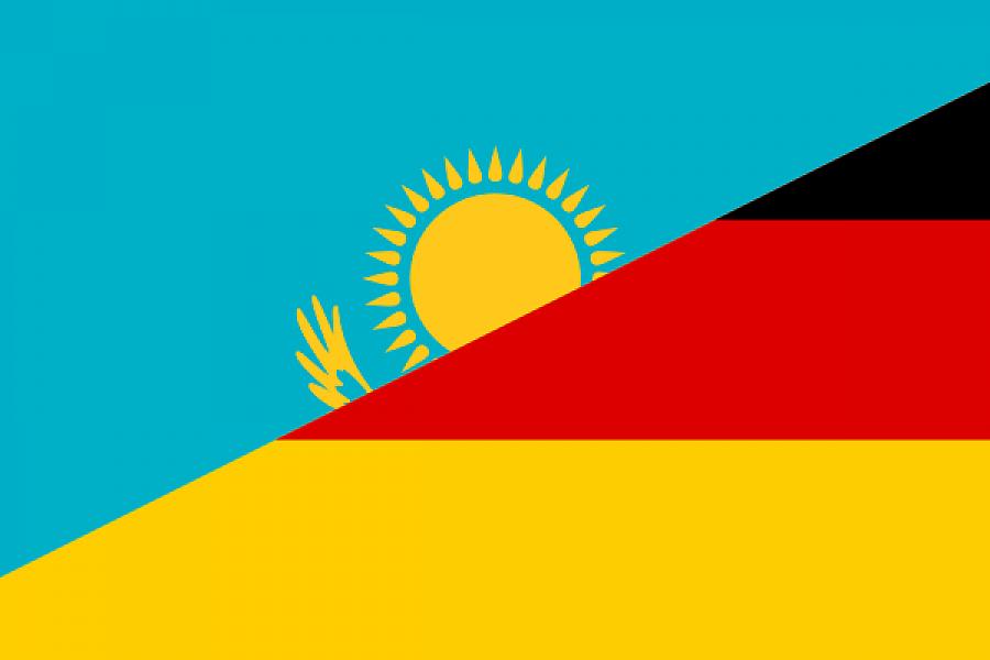 посольство Германии в Казахстане