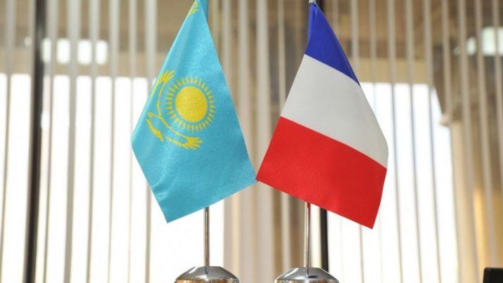 Посольство Франции в Казахстане
