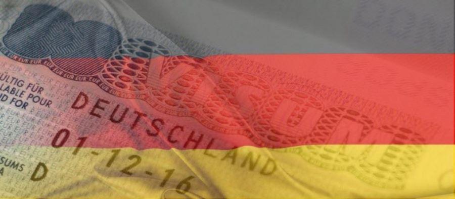 документы в Германию