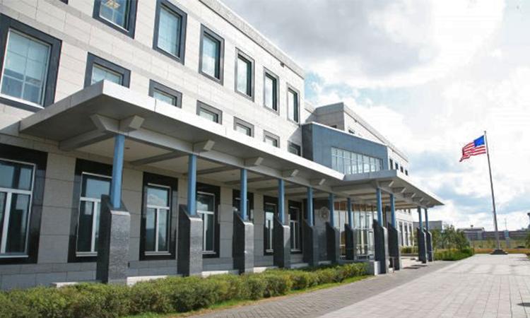 посольство сша в казахстане