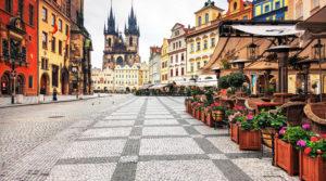 виза в Прагу